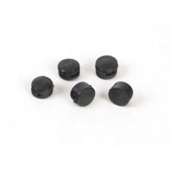 thumb____10_chernye_1 Пломбы Д-10 - Пломбы Д-10 мм., цена 650.00 руб